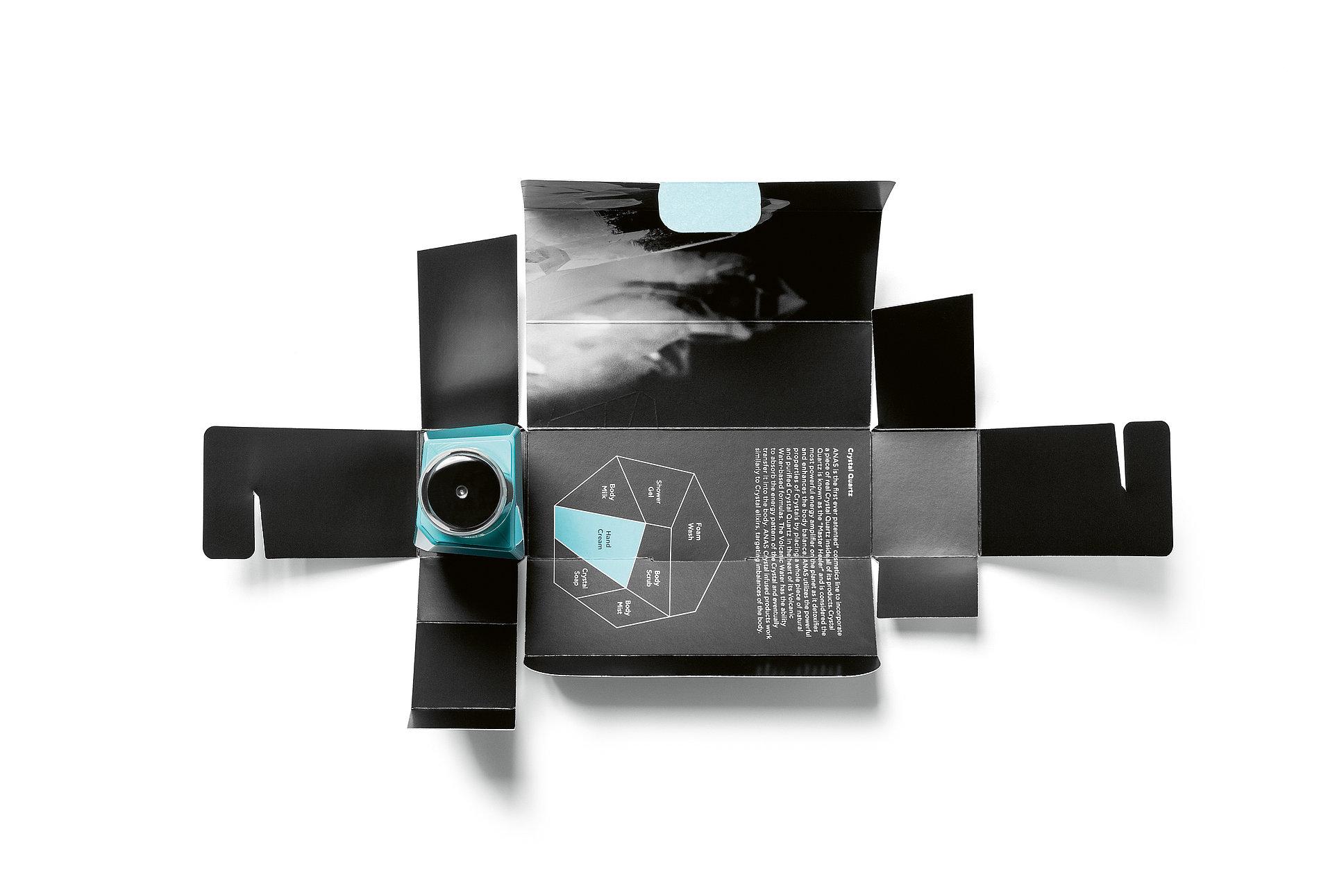 ANAS Crystal Quartz | Red Dot Design Award