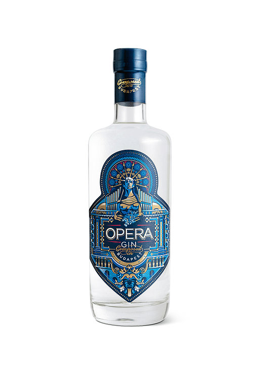 Opera Gin Budapest | Red Dot Design Award