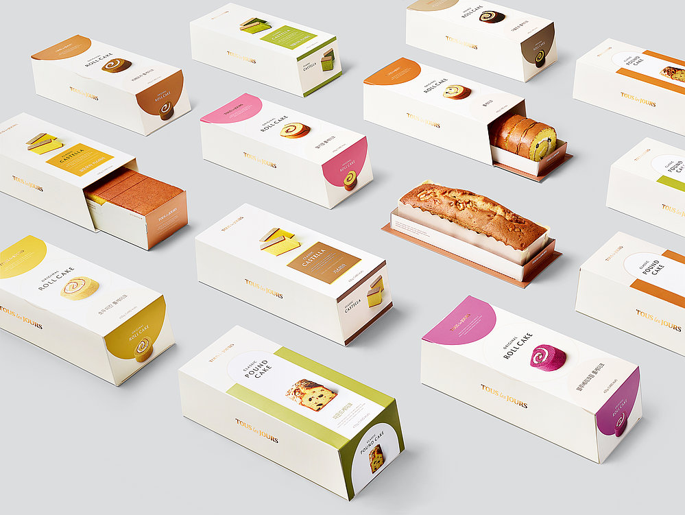 TOUS les JOURS – Gourmet Cake | Red Dot Design Award