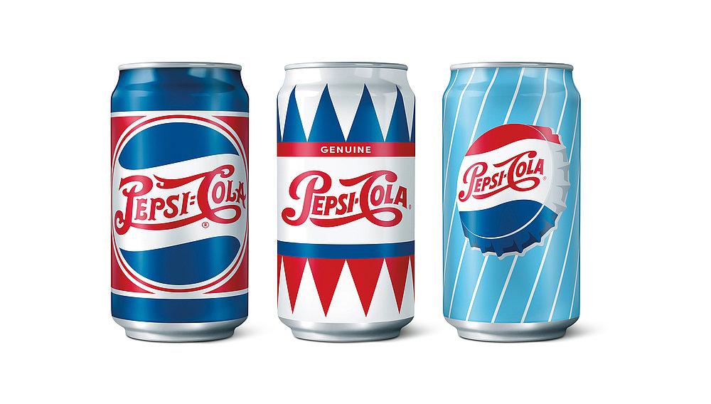 Pepsi Generations | Red Dot Design Award