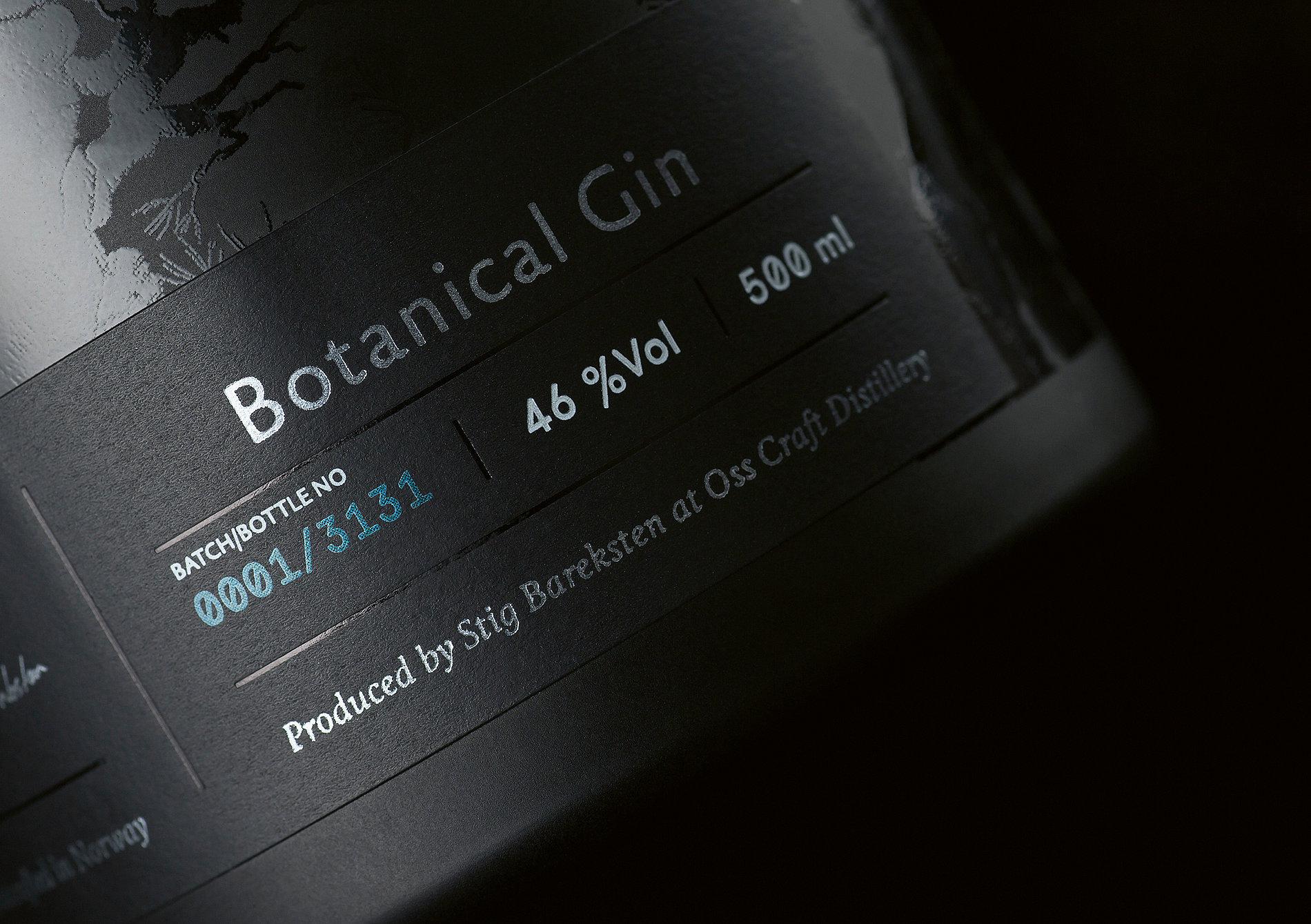 Bareksten Spirits | Red Dot Design Award