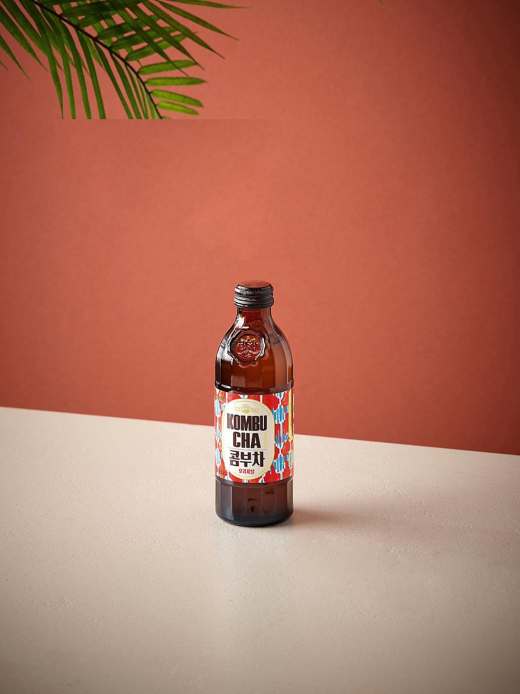 Kombucha – TEA ROAD | Red Dot Design Award