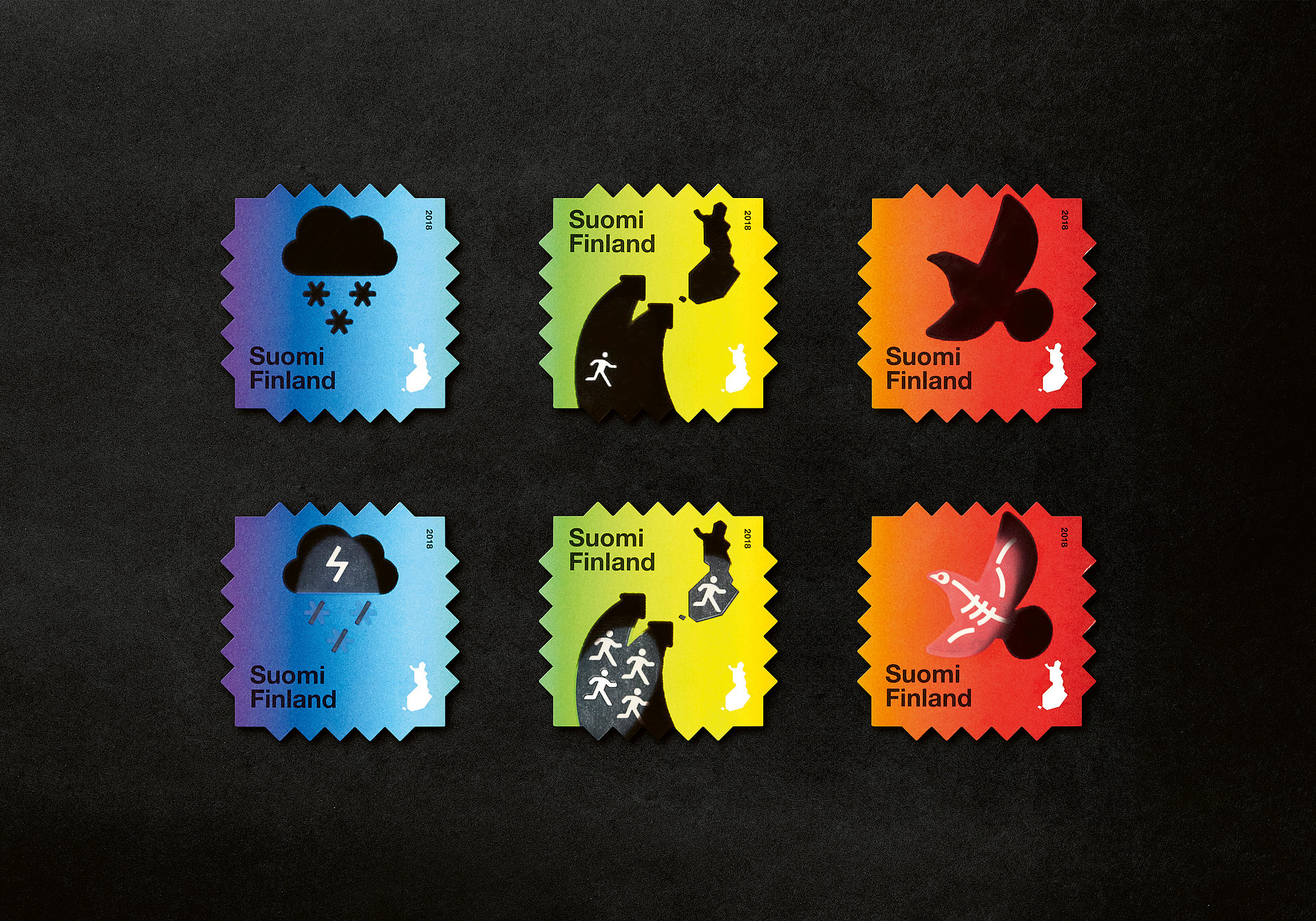 Climate Change Stamps | Red Dot Design Award