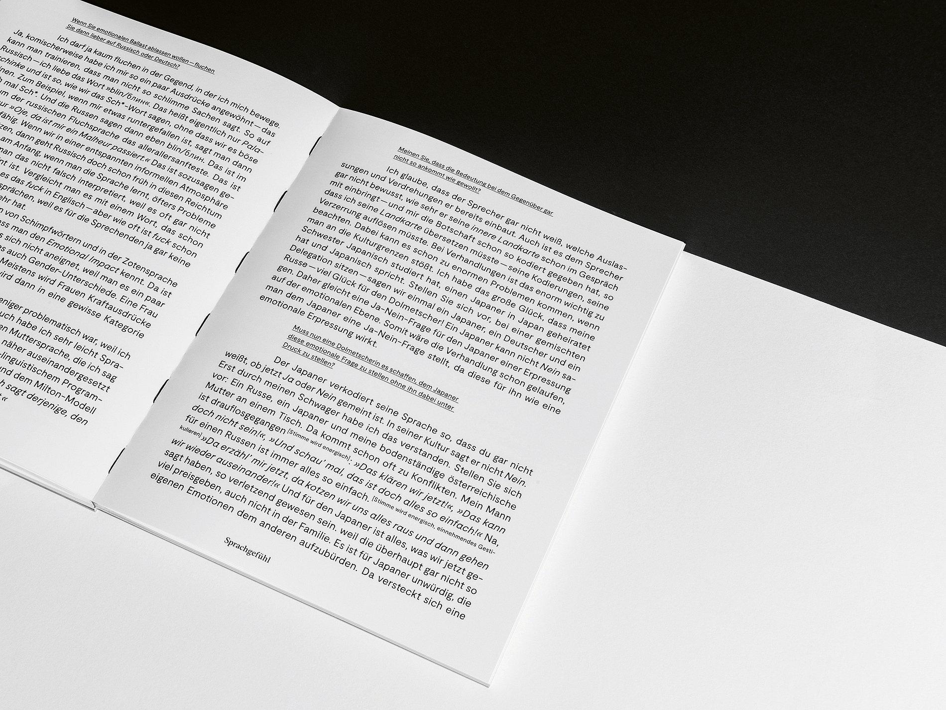 Weltsprachen – Sprachwelten | Red Dot Design Award