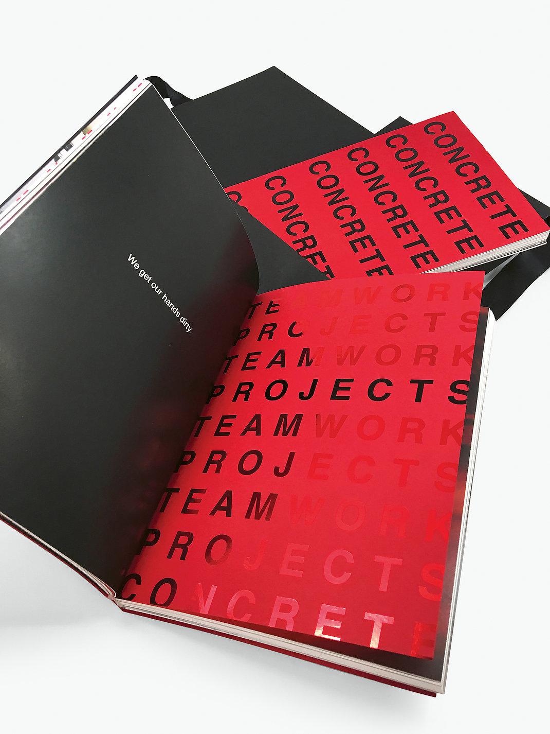 Concrete Design | Red Dot Design Award