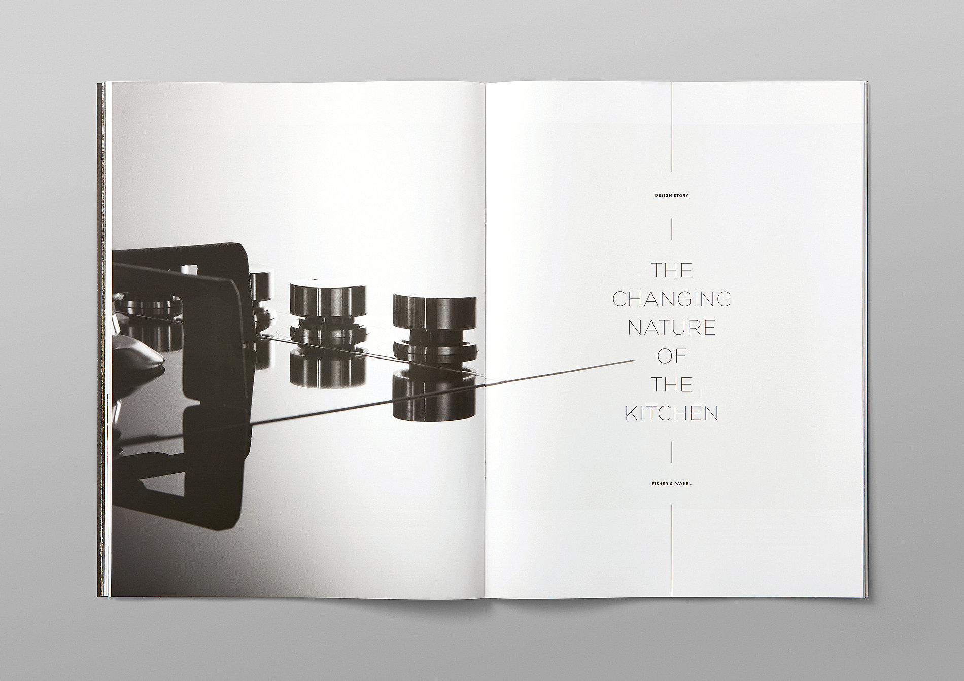 Fisher & Paykel – EuroCucina Catalogue | Red Dot Design Award