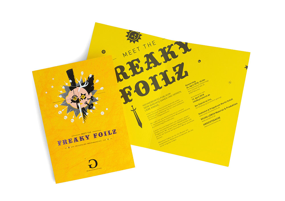 Freaky Foilz | Red Dot Design Award