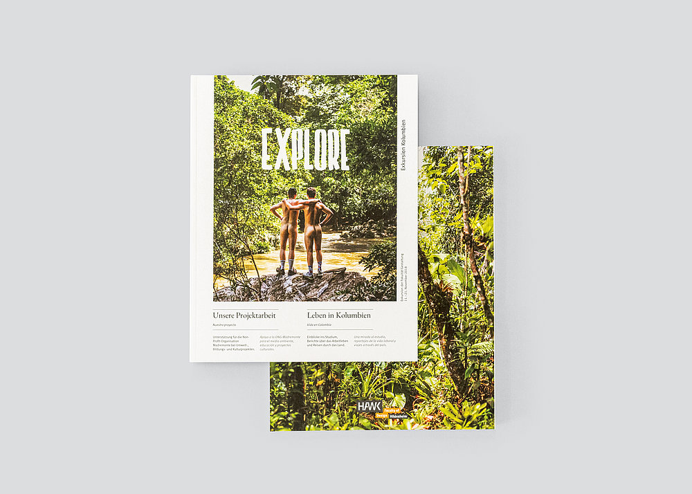 EXPLORE – Exkursion Kolumbien | Red Dot Design Award