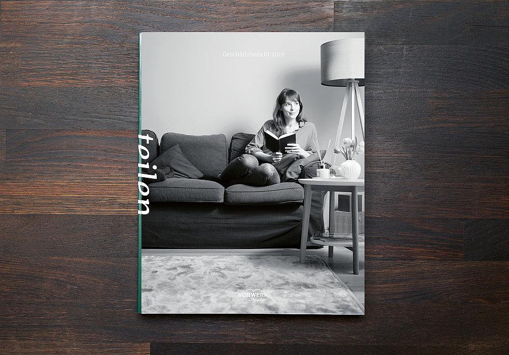 Vorwerk Annual Report 2018 | Red Dot Design Award