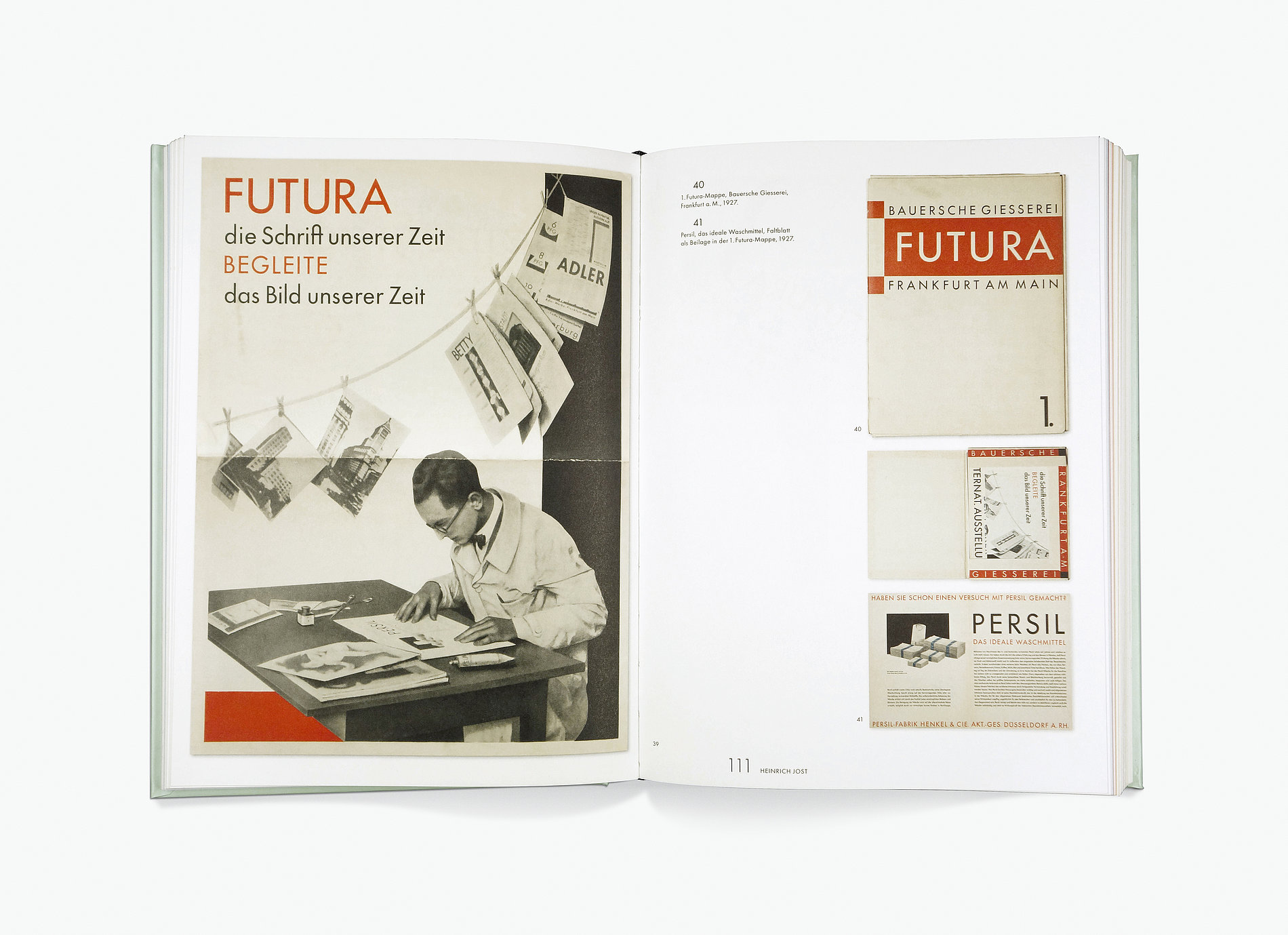 FUTURA. DIE SCHRIFT. | Red Dot Design Award