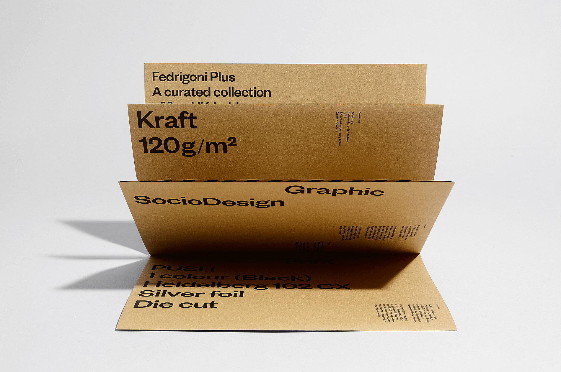 Fedrigoni Plus | Red Dot Design Award