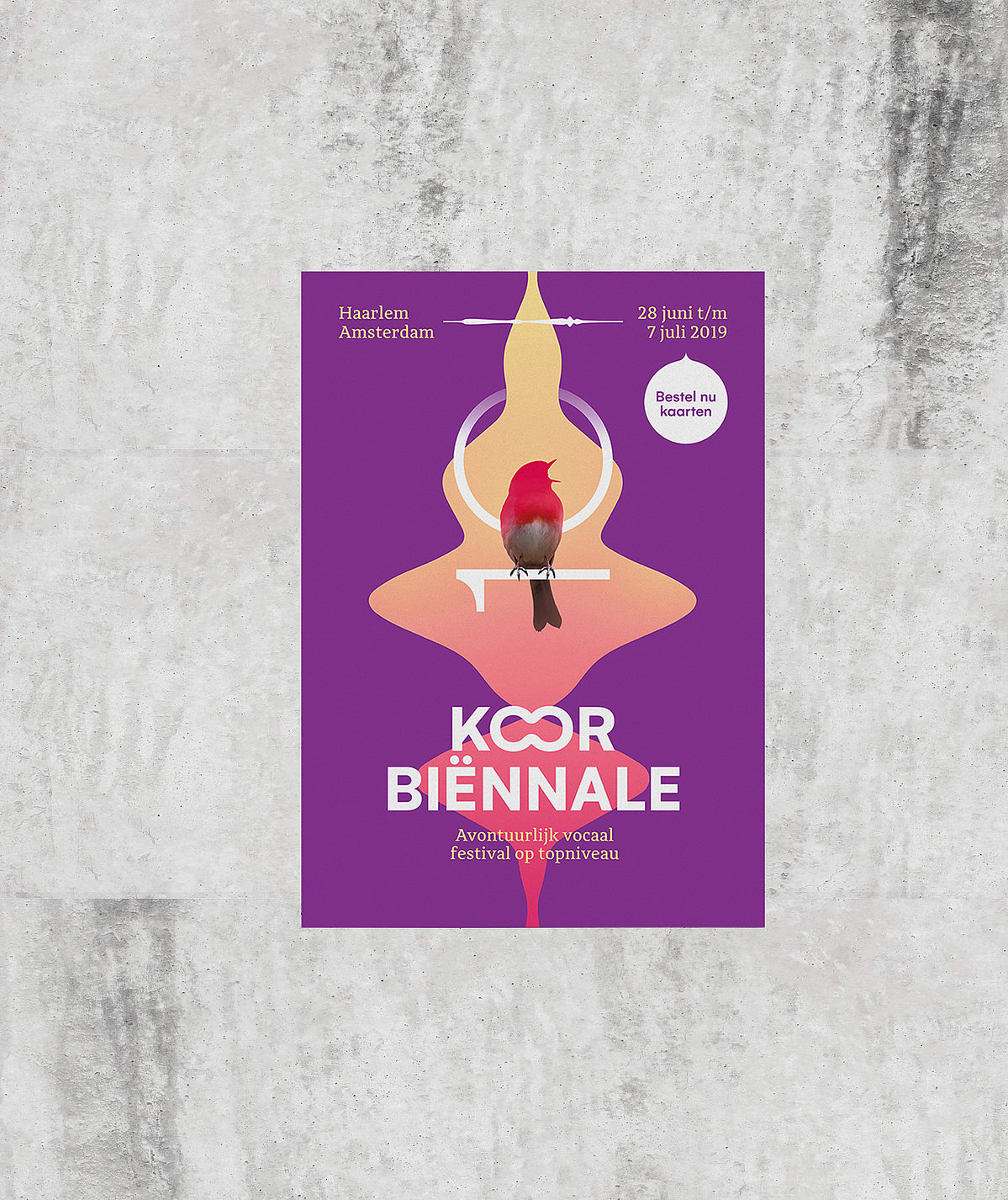 KoorBiënnale / Choir Biënnale | Red Dot Design Award