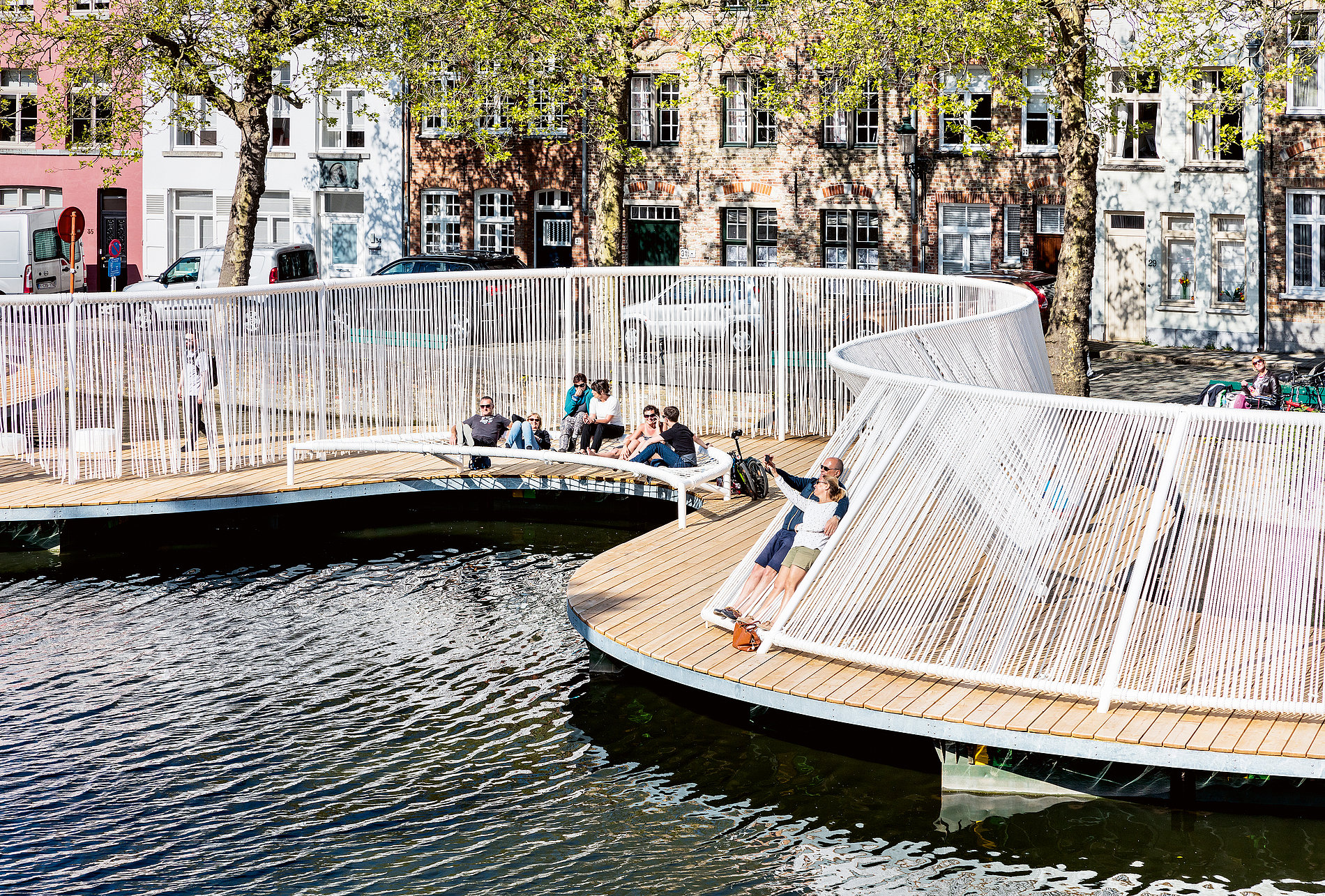 The Floating Island | Red Dot Design Award
