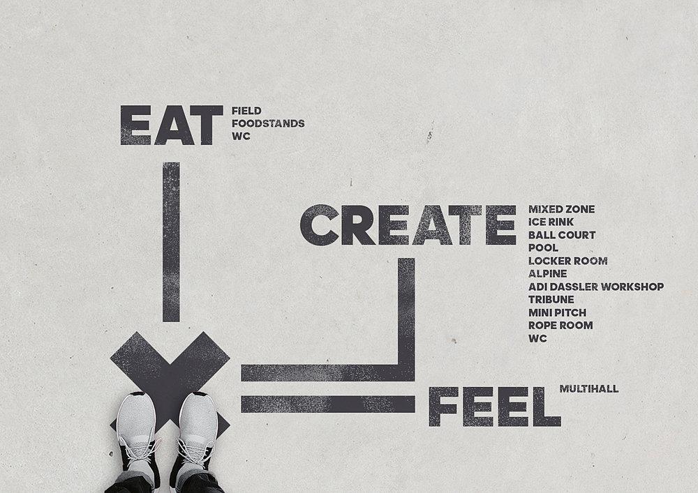adidas HALFTIME | Red Dot Design Award