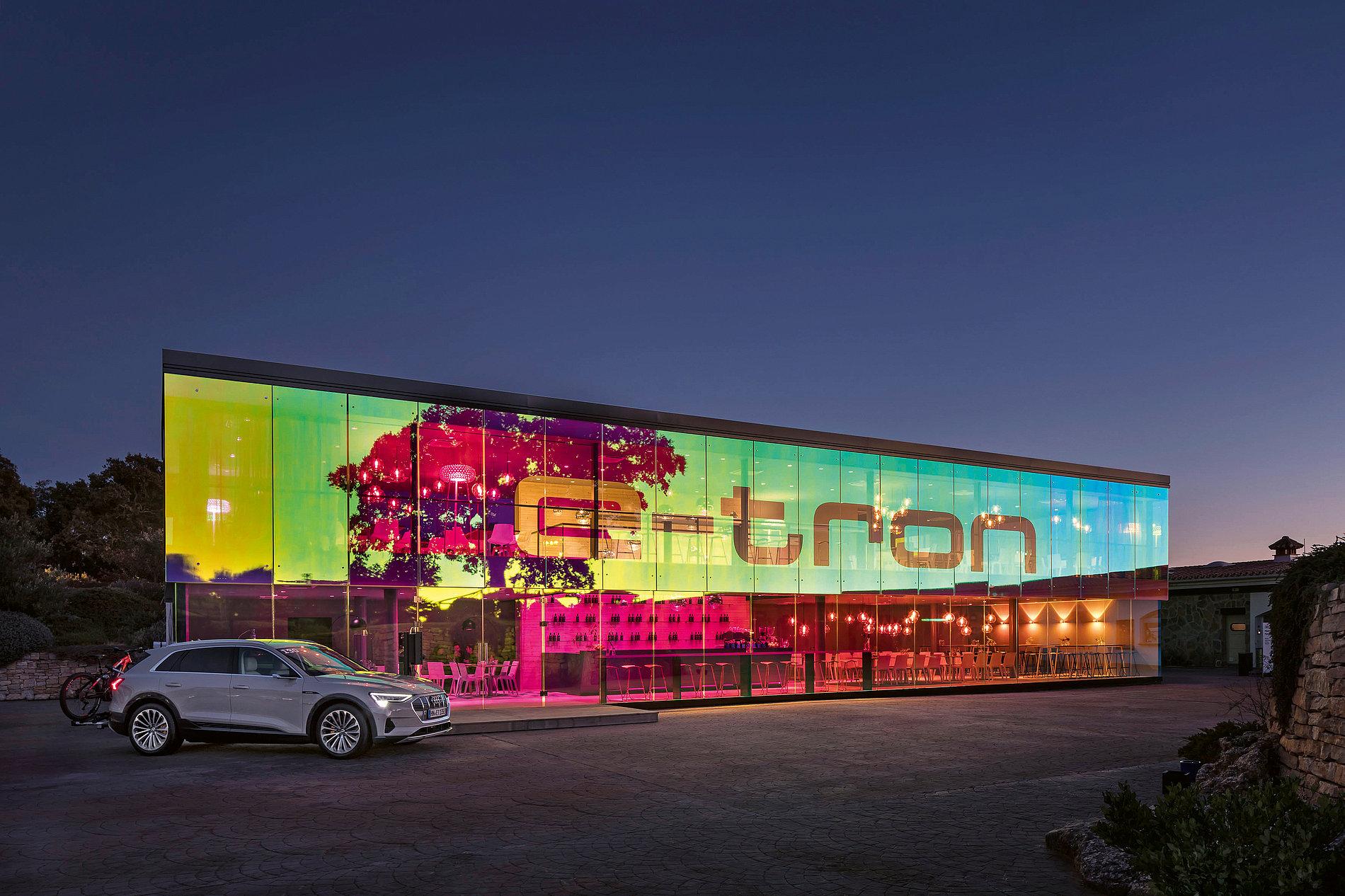 Audi Dealer Meeting Marbella 2019 | Red Dot Design Award
