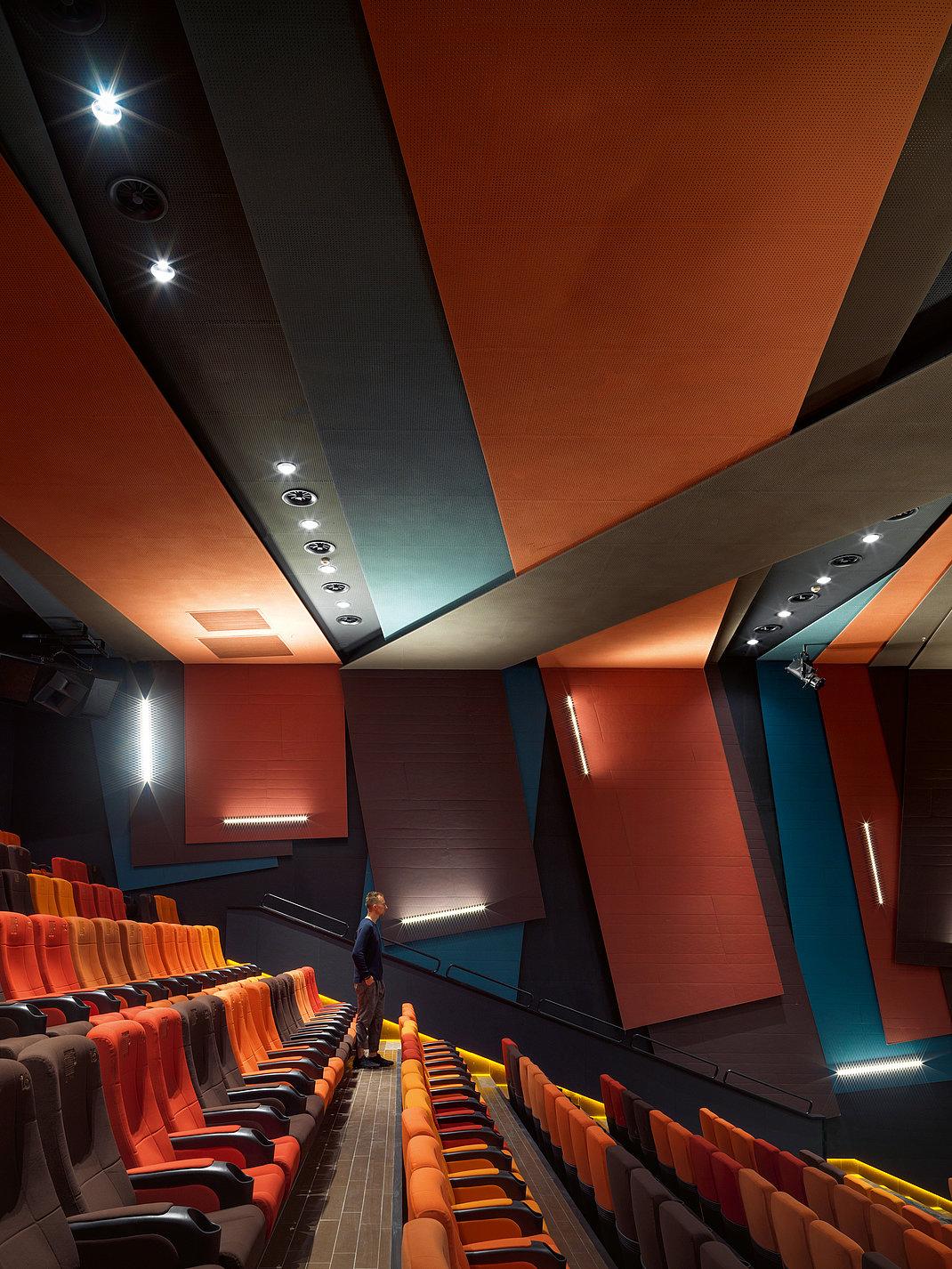 Shanghai BFC Bona Cinema | Red Dot Design Award