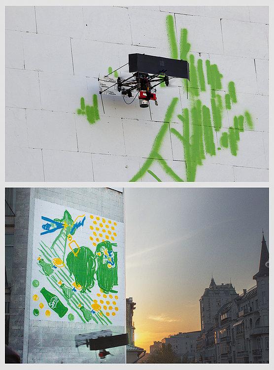 Sprite – Drone Painter | Red Dot Design Award