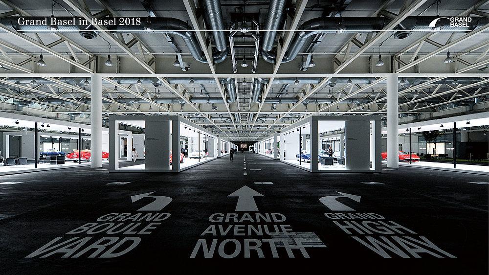 Grand Basel 2018 Trade Fair | Red Dot Design Award