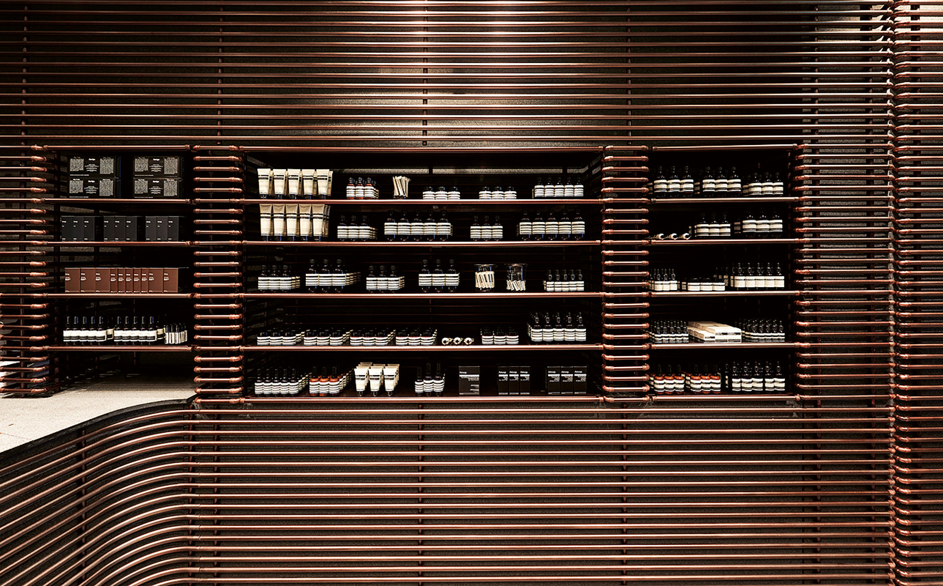 Aesop Parnas | Red Dot Design Award