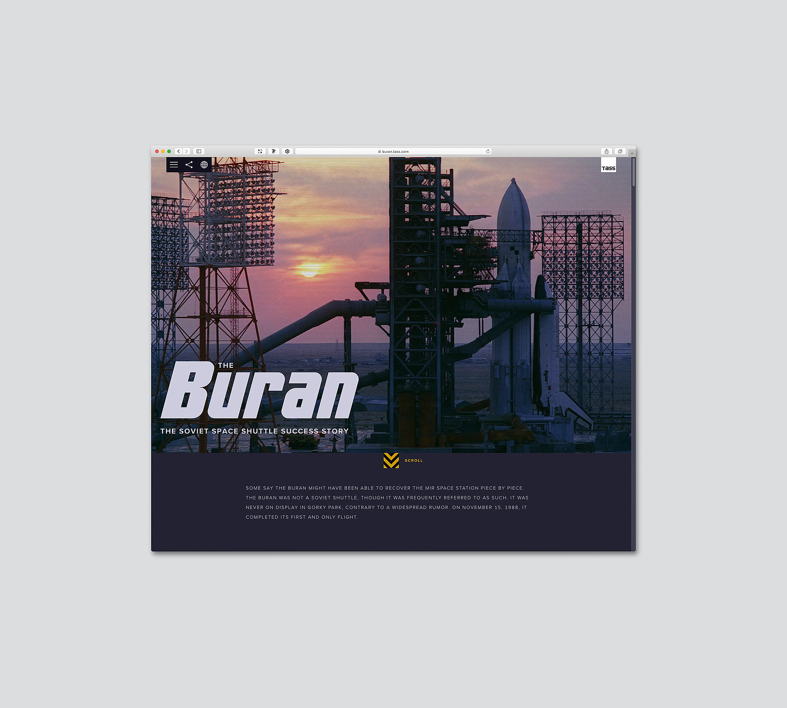 The Buran – The Soviet Space Shuttle Success Story | Red Dot Design Award