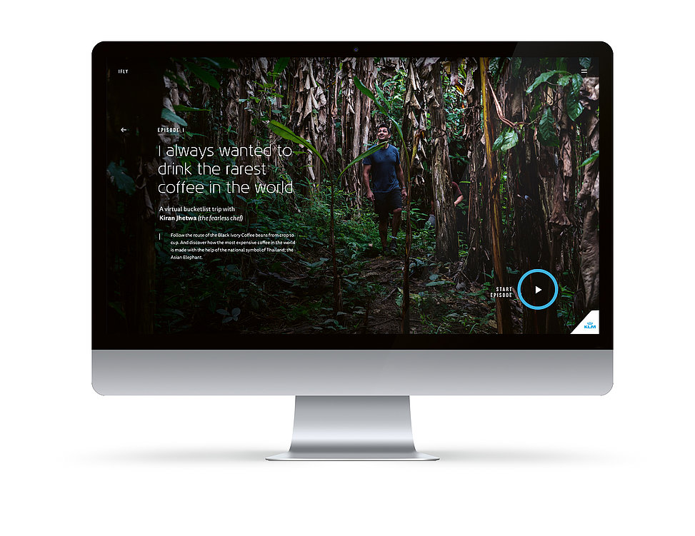 iFly KLM 360 | Red Dot Design Award