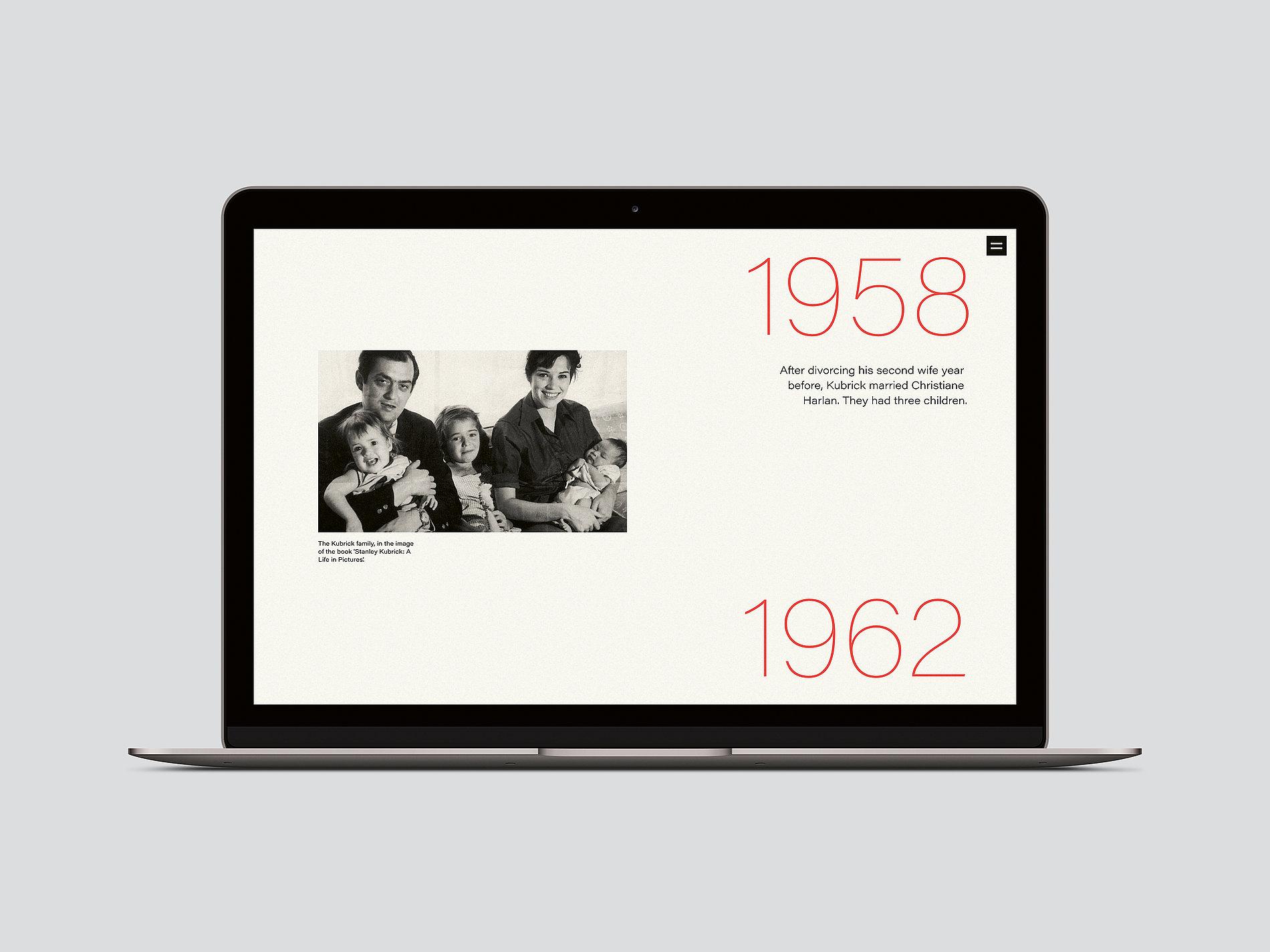 Stanley Kubrick – Work and Life   Red Dot Design Award