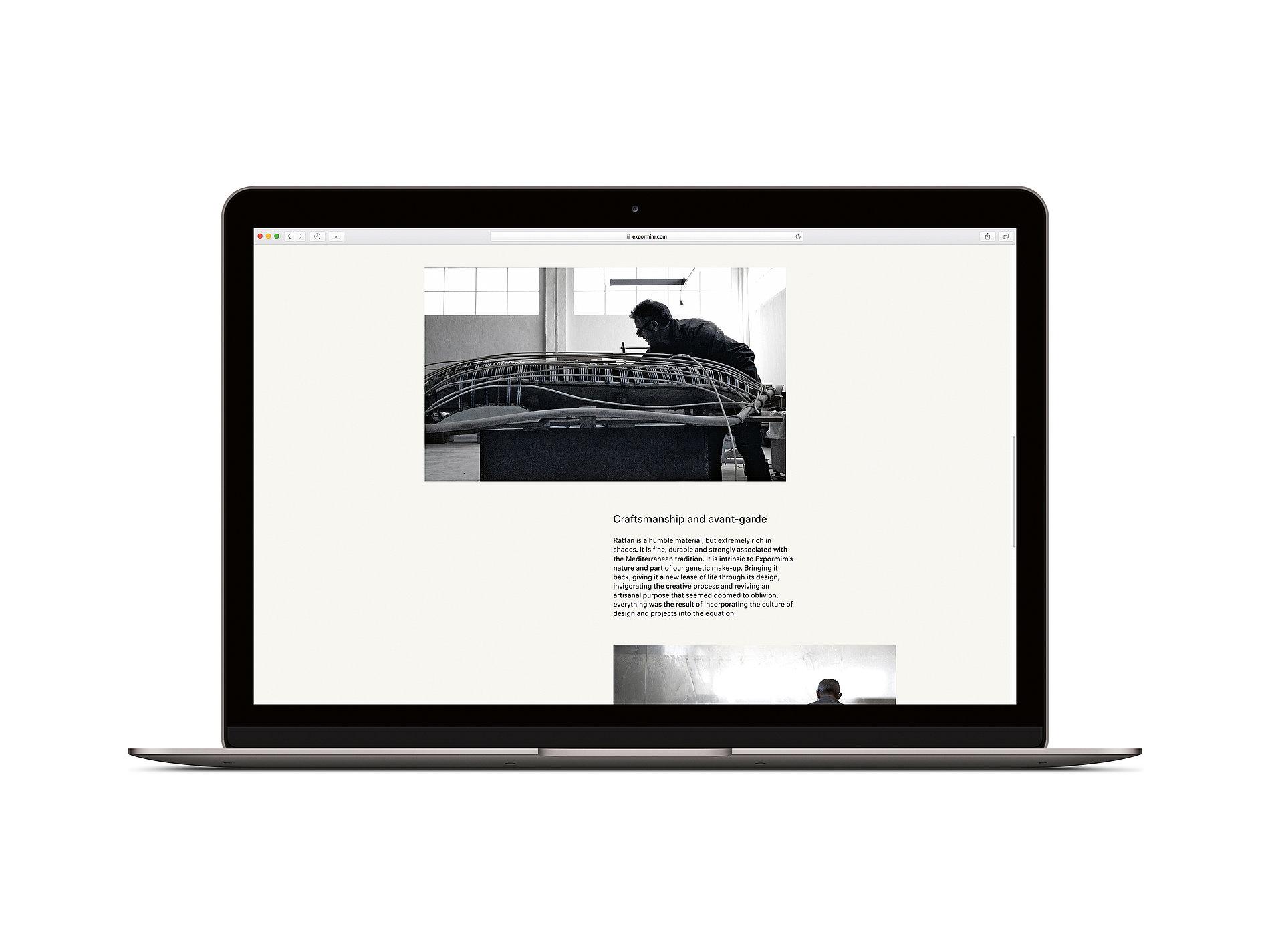 Expormim | Red Dot Design Award