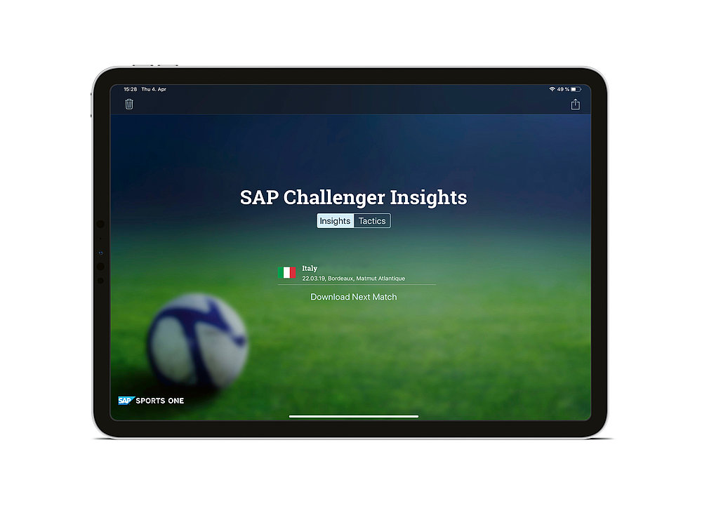 SAP Challenger Insights | Red Dot Design Award