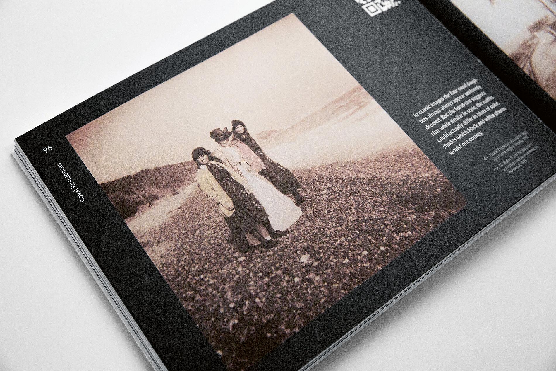 #Romanovs100 – AR Photo Album | Red Dot Design Award