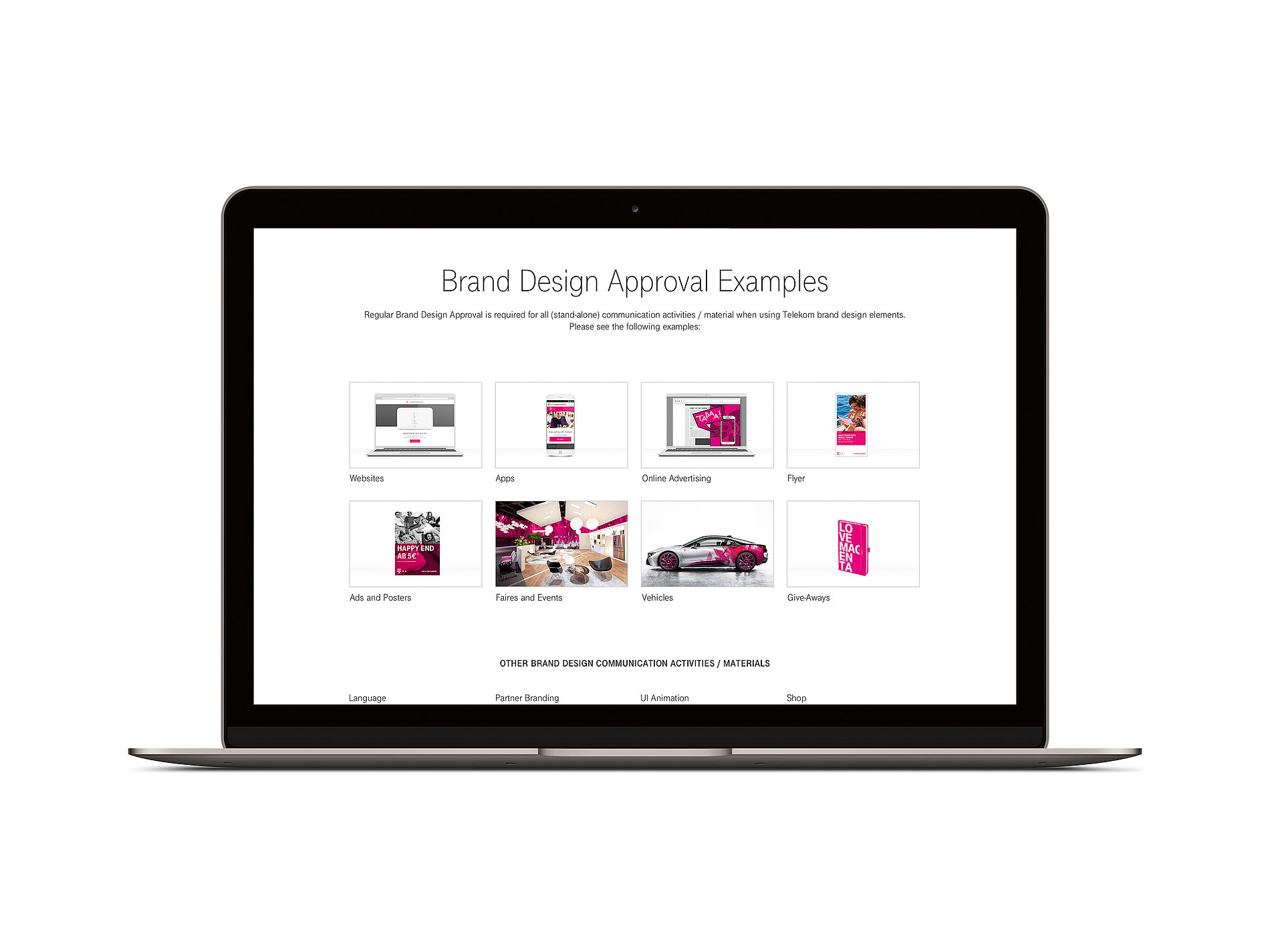 Brand Dialog | Red Dot Design Award