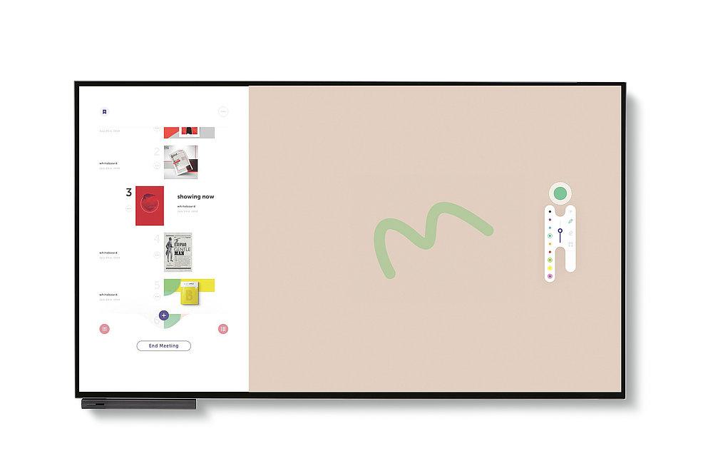 LG Interactive Digital Board (IDB) | Red Dot Design Award
