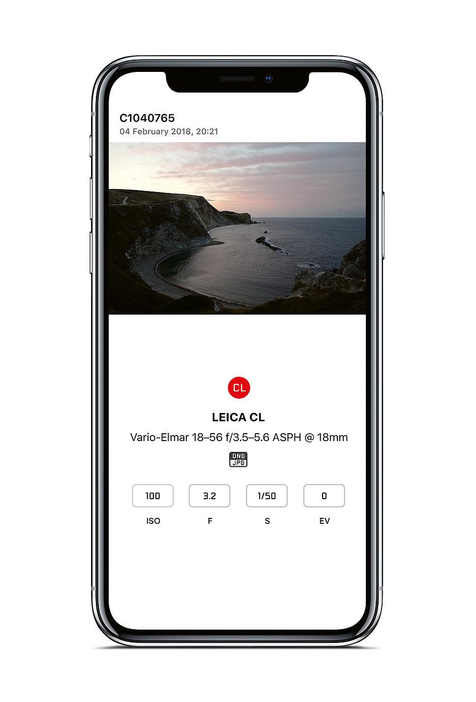 Leica FOTOS | Red Dot Design Award
