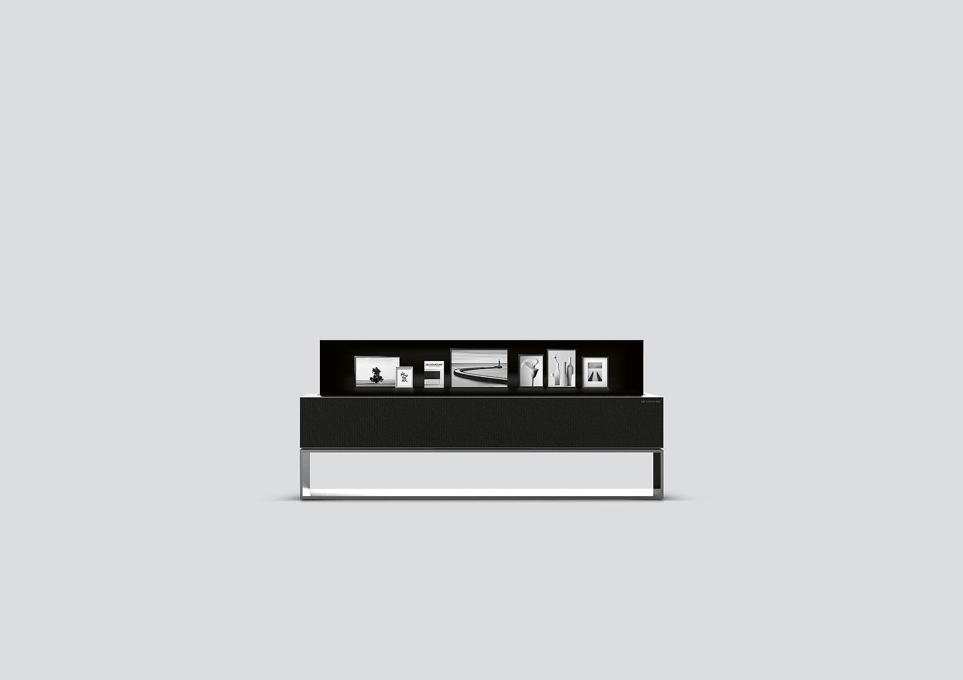 LG SIGNATURE OLED TV R | Red Dot Design Award