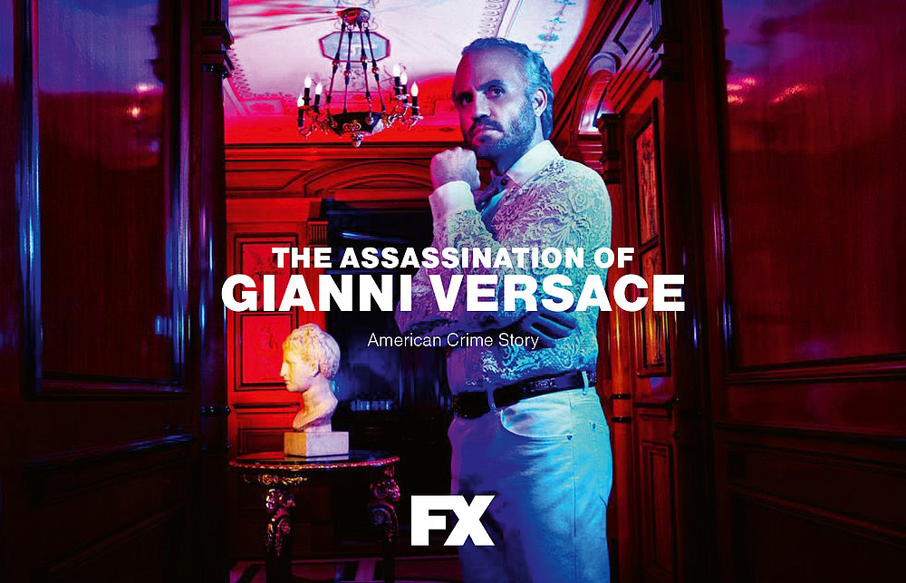 The Assassination of Gianni Versace | Red Dot Design Award
