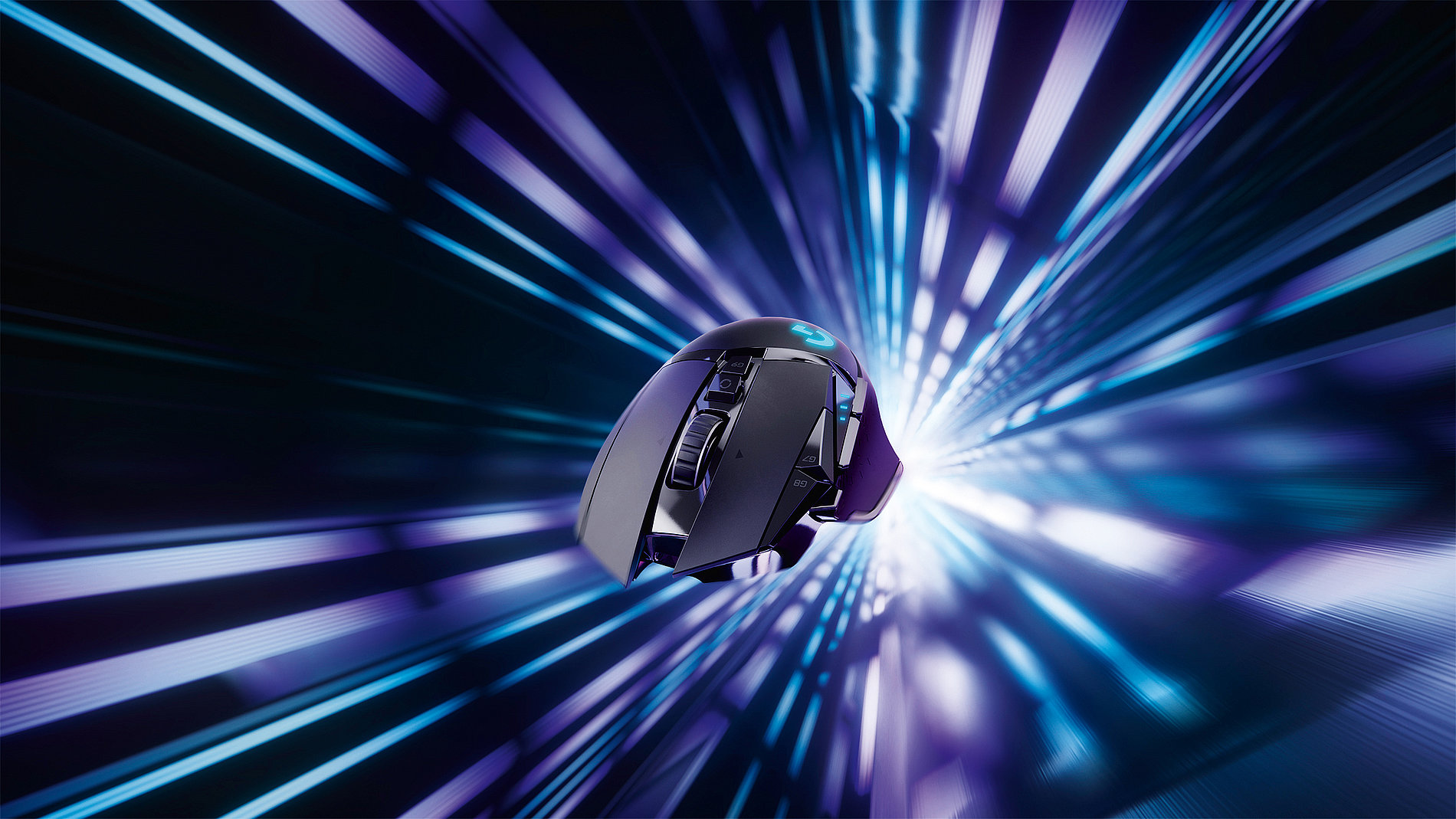 Logitech G502 LIGHTSPEED Wireless Gaming Mouse | Red Dot Design Award