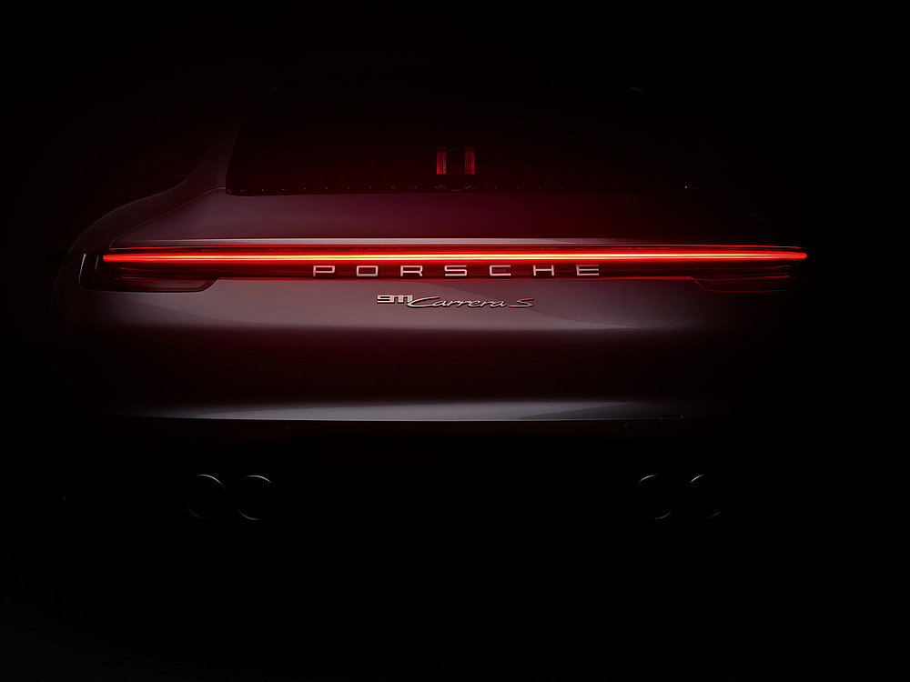 Porsche Sound Logo – Acoustic Film Ending | Red Dot Design Award
