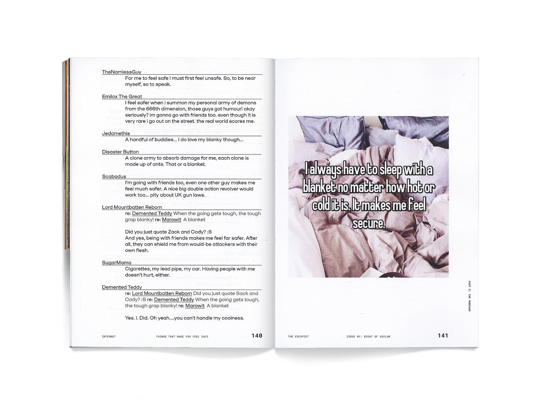 A–B Magazine Issue No. 1 – Right of Asylum   Red Dot Design Award