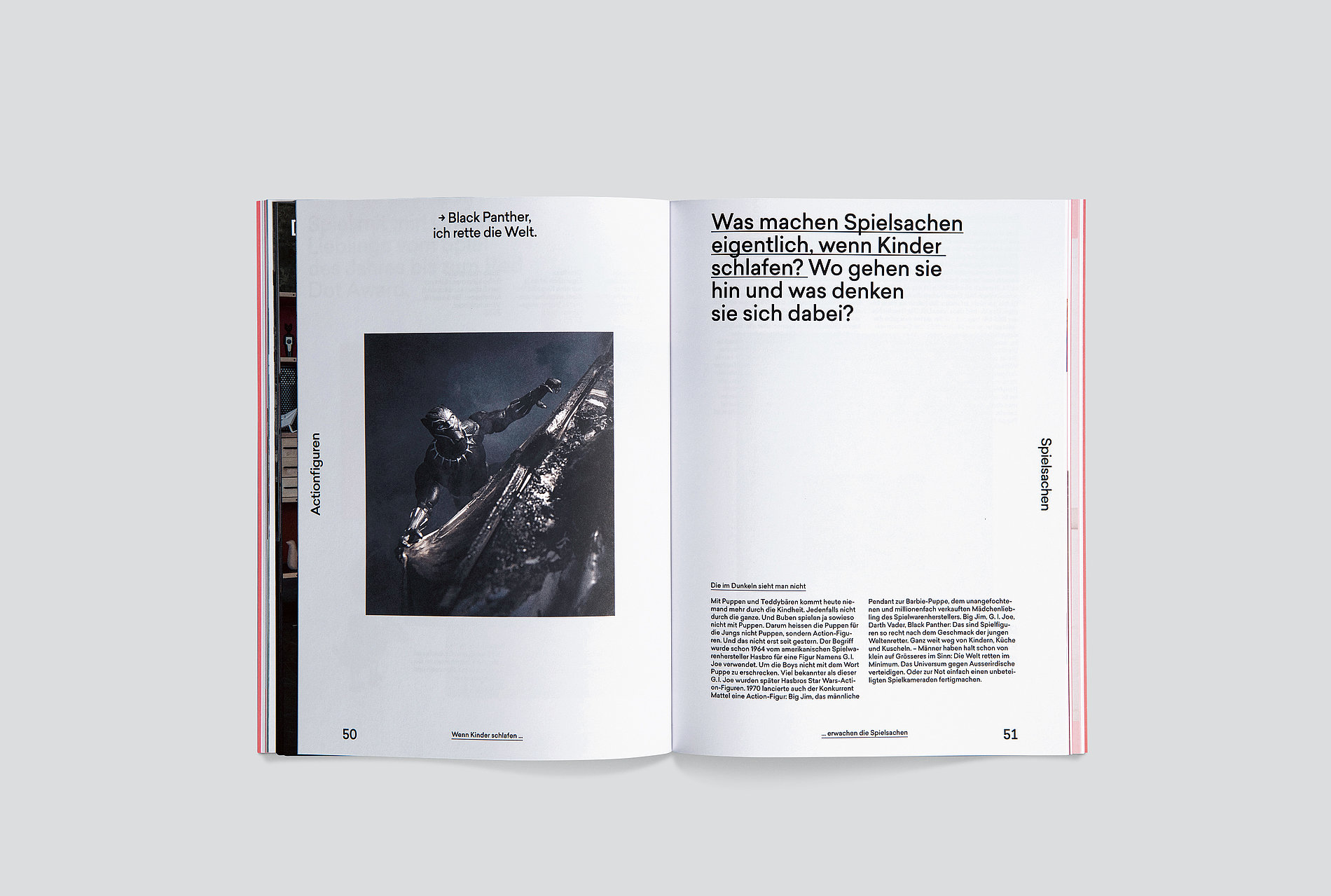 Magazin Nr. 3 – extra heft | Red Dot Design Award