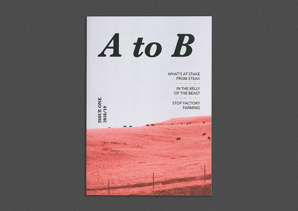 A to B Magazine – Factory Farming | Red Dot Design Award