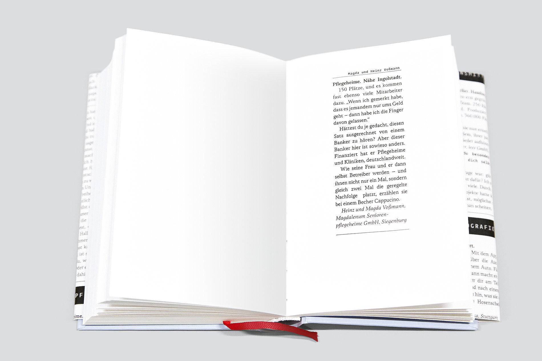 Übernimmst du mal die Firma? | Red Dot Design Award