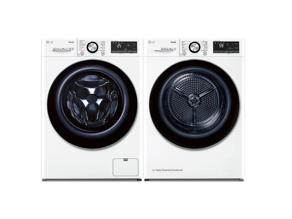 LG 24-inch Washer & Dryer (Vivace Series) | Red Dot Design Award
