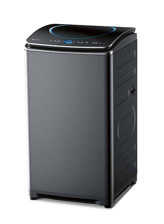 Beverly Top-Loading Washing Machine | Red Dot Design Award