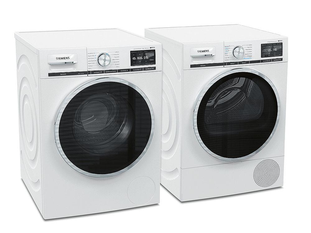 iQ800 washer & dryer | Red Dot Design Award