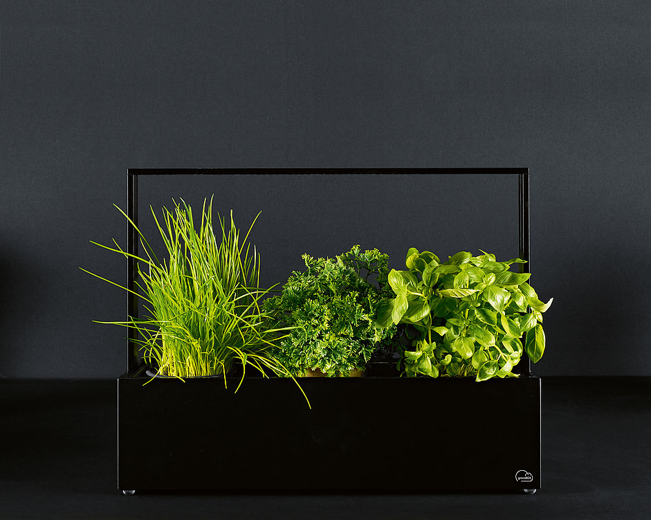 greenBOX II | Red Dot Design Award
