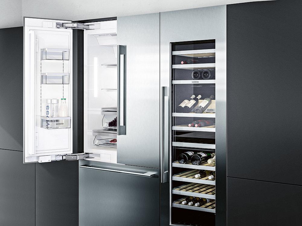 Siemens iQ700 studioLine Premium Built-in Appliances, Siemens iQ700 studioLine Premium-Einbaugeräte | Red Dot Design Award