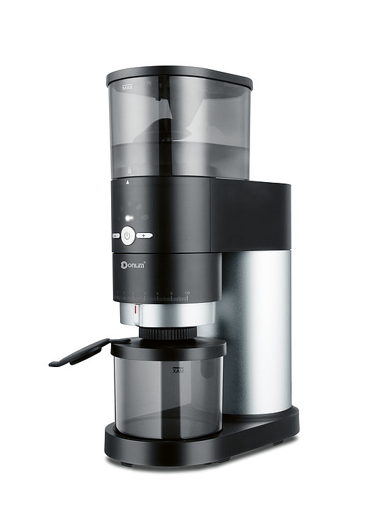Conical Burr Coffee Grinder | Red Dot Design Award