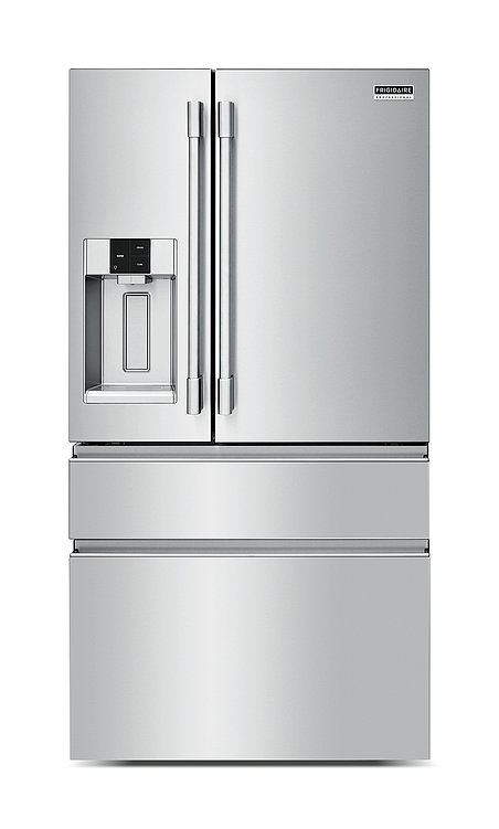 Frigidaire Professional 4-Door French Door Refrigerator | Red Dot Design Award