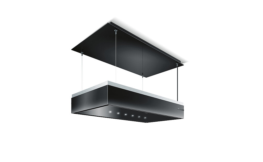 BOSCH Series|8 Ceiling Hood with Lift Function, accent line | Red Dot Design Award