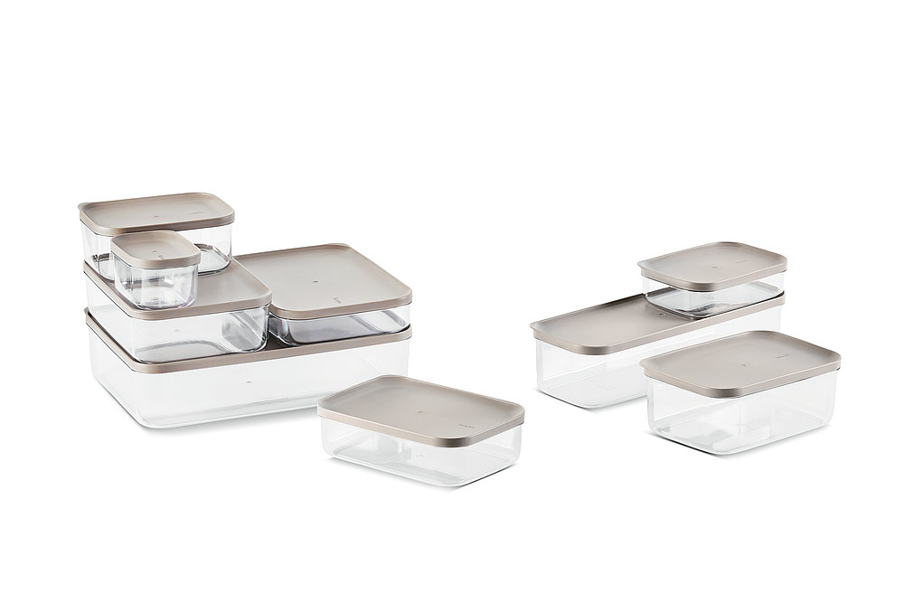 Litem Food containers | Red Dot Design Award