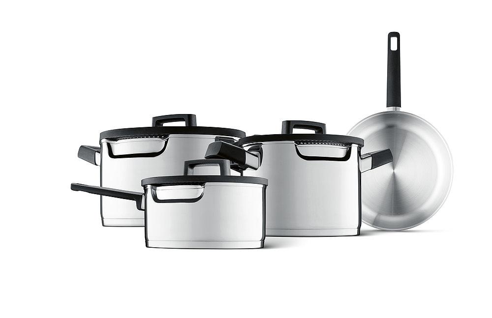 Downdraft Cookware   Red Dot Design Award